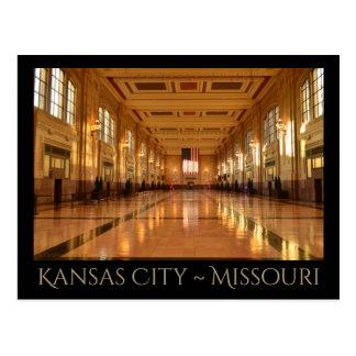 Carte Postale ~ Missouri de Kansas City