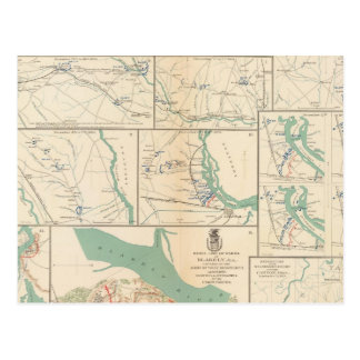 Carte Postale Mobile, Blakely, le Ferry-Canton de Messinger