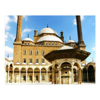 Carte Postale Mohame Ali Mosque
