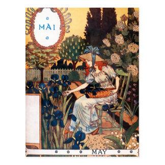 Carte postale : Mois de mai - l'AMI