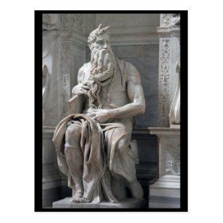 Carte Postale Moïse