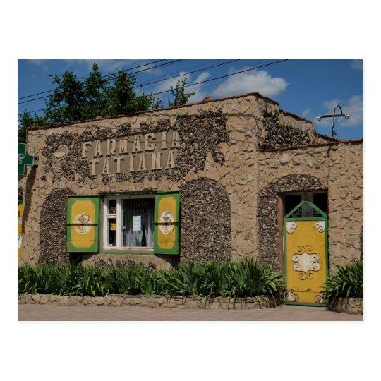 Carte Postale Moldova - Soroca - Traditional Pharmacy