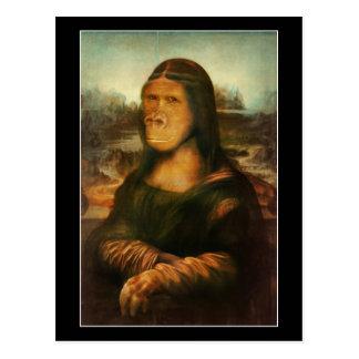 Carte Postale Mona Rilla