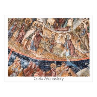 Carte Postale Monastère de Cozia