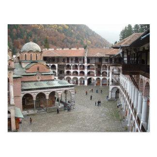 Carte Postale Monastère de Rila