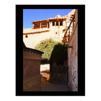 Carte Postale Monastère de St Catherine, Sinai du sud, Egypte