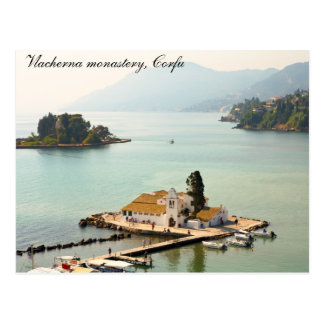 Carte Postale Monastère de Vlacherna