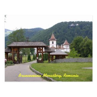 Carte Postale Monastère Roumanie 1 de Brancoveanu