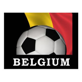 Carte Postale Monde Belgique