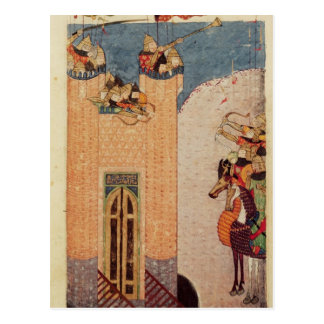 Carte Postale Mongoles