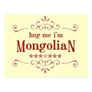 Carte Postale Mongolian