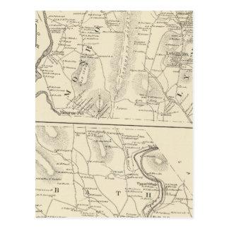Carte Postale Monroe, Lyman, Bath