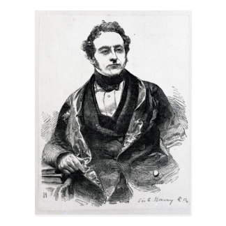 Carte Postale Monsieur Charles Barry