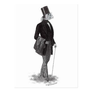 Carte Postale Monsieur de lovecraft d'Innsmouth
