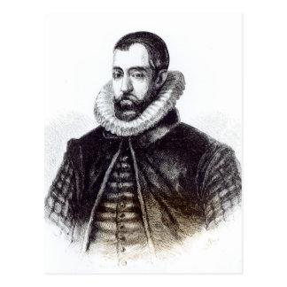 Carte Postale Monsieur Francis Walsingham