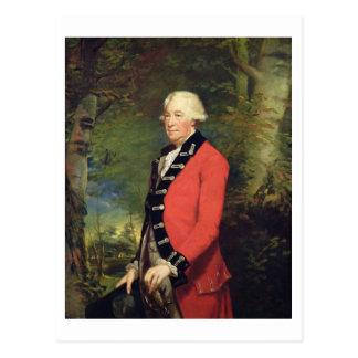 Carte Postale Monsieur Ralph Milbanke, 6ème baronnet, dans