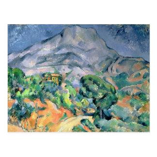 Carte Postale Mont Sainte-Victoire, 1900