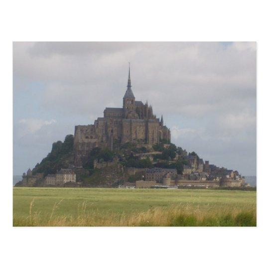 Carte Postale Mont-St-Michel -