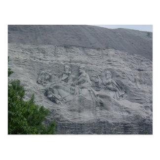 Carte Postale Montagne en pierre