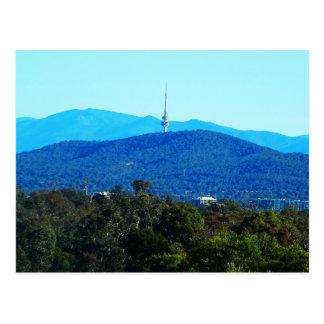 Carte Postale Montagne noire - Canberra