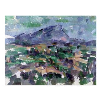 Carte Postale Montagne Sainte-Victoire, 1904-06