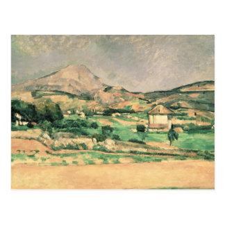 Carte Postale Montagne Sainte-Victoire, c.1882-85
