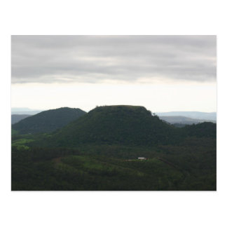 Carte Postale Montagne Toowoomba de dessus de Tableau