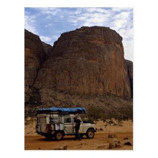 Carte Postale Montagnes de Hambori, Mali