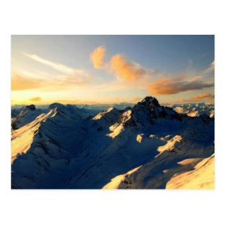 Carte Postale Montagnes de Milou