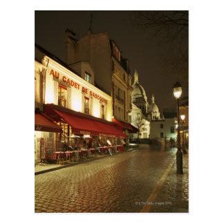 Carte Postale Montmartre