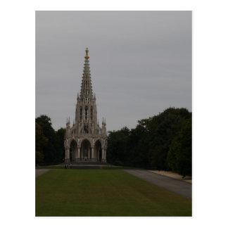 Carte Postale Monument de Leopold I, Bruxelles