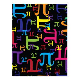 Carte Postale Morceau de pi