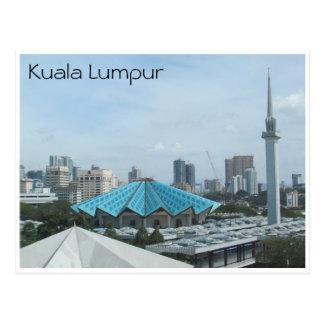 Carte Postale mosquée nationale kilolitre