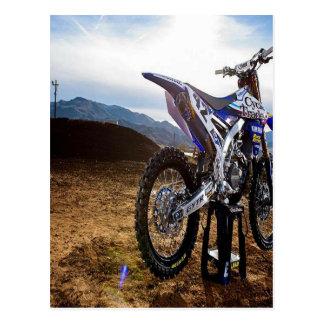 Carte Postale Motobike
