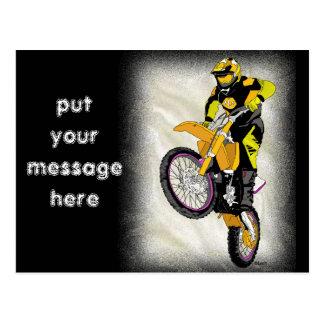 Carte Postale Motocross 410