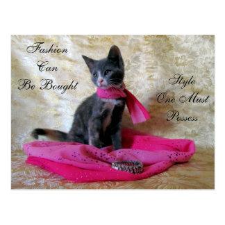 Carte Postale Mots de princesse Tiana à vivre par