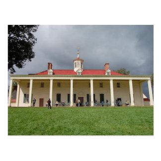 Carte Postale Mount Vernon
