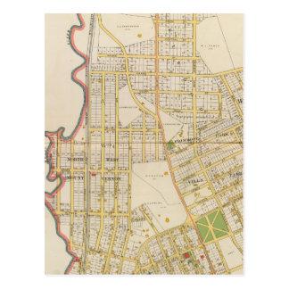 Carte Postale Mount Vernon le comté de Westchester NY