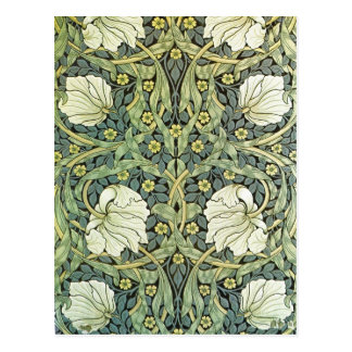 Carte Postale Mouron par William Morris