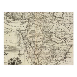 Carte Postale Moyen-Orient