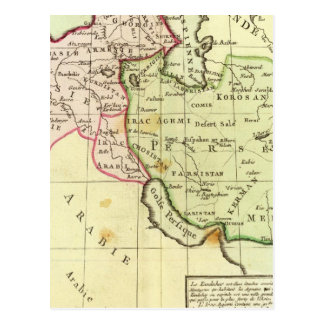 Carte Postale Moyen-Orient, Turquie, Iran