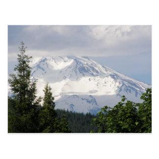 Carte Postale Mt. Shasta