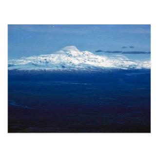 Carte Postale Mt. St Elias de Wrangell de tambour