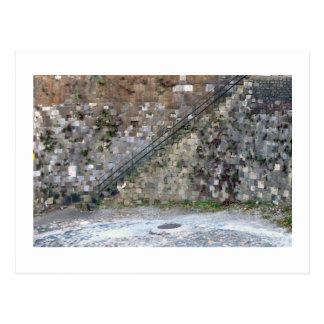Carte Postale Mur de la savane