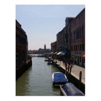 Carte Postale Murano -