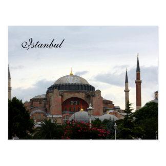 Carte Postale Musée d'Ayasofya à Istanbul
