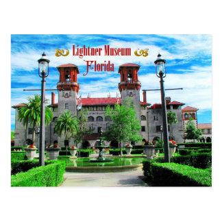 Carte Postale Musée de Lightner, St Augustine, la Floride