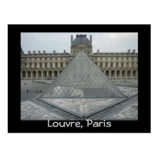 Carte Postale Musée de Louvre