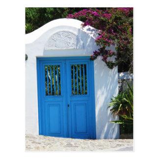Carte Postale Mykonos, Grèce