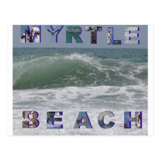 Carte Postale Myrtle Beach